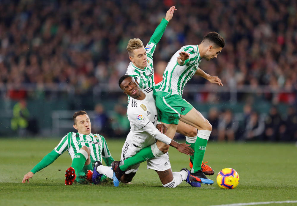 LaLiga Santander: Real Betis - Real Madrid